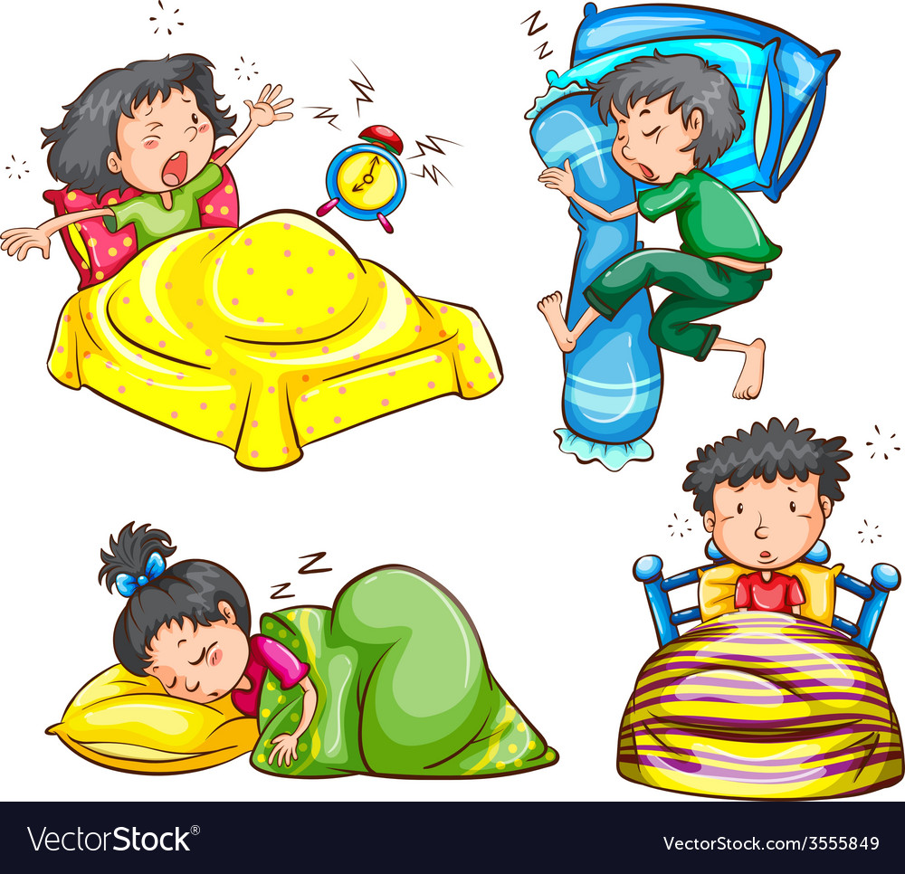 Sleeping vector