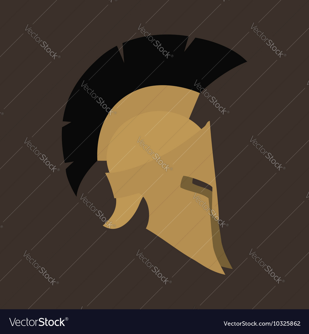 Antiques roman isolated vector