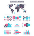 workflow teamwork creative people population vector image