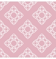 seamless pattern in trendy linear style vector image