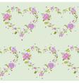 Vintage Floral Lilac Background vector image