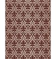 brown beige seamless a pattern vector image vector image