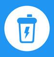 sport shaker icon vector image