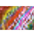 colorful blurred background vector image vector image