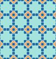 Geometric seamless pattern Islamic ornament East vector image