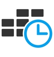 Time Table Icon vector image
