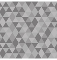 Abstract low poly background vector image