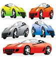 racing car2 vector image