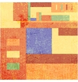 Cubism Grunge vector image