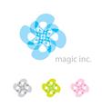magic symbol vector image vector image