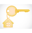 House keys vector image