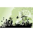 plants vector image vector image