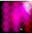 abstract background Squares red geometric vector image
