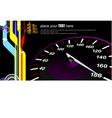 al 0633 speedometer 02 vector image