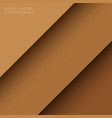 cardboard paper texture vector image vector image
