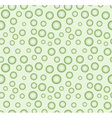 Abstract bossed pattern vector image vector image