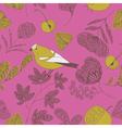 sweet cute birds vector image