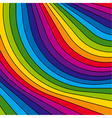 abstract stripes background vector image vector image