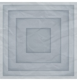 Abstract grey rectangle shapes background vector image