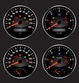 speed2 vector image vector image