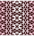 pattern ornaments vector image
