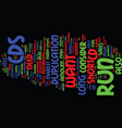 for the short or long run text background word vector image