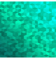 Abstract turquoise background vector image