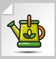 gardening tools 3 vector image