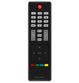 TV Remote Control vector image