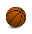 Basket ball icon vector image