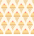 icecream pattern2 vector image vector image