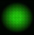 metalic green industrial texture for best vector image vector image