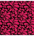 Floral Seamless Pattern Background for Wedding and vector image