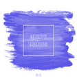 blue watercolor texture background vector image