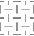 Retro Film Stripes vector image
