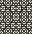 circle Seamless pattern wallpaper vector image