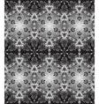 Seamless black white vector image