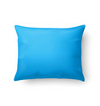 pillow vector image vector image