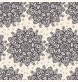 handdrawn ethnic ornamental seamless vector image