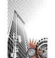Urban2 vector image