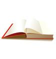 bookman vector image