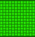 metalic green industrial texture for creative vector image vector image