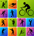 SportsIcons vector image