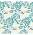 Abstract Elegance Seamless pattern with floral vector image