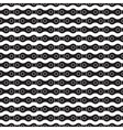 bike black chain seamless background vector image