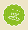 ireland icon design vector image
