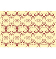 wallpaper pattern vector image vector image