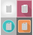 power and energy flat icons 01 vector image vector image