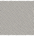 Wavy Lines Marbelling Effect Seamless vector image