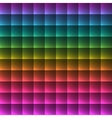 Abstract Colorful Squarel Background vector image